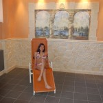 Sauna mediterran